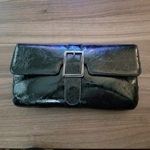 Banana Republic Patent Leather Clutch